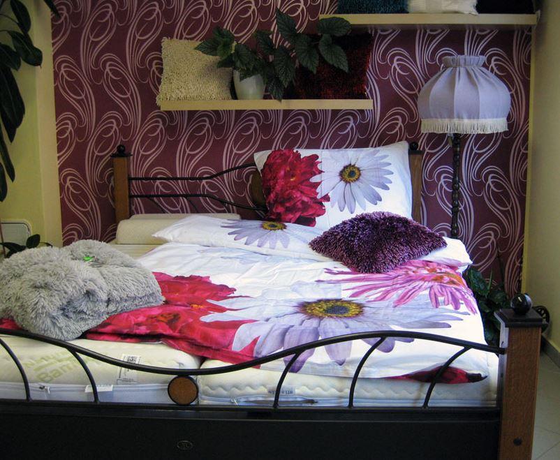 Kvalitní postele a vybavení ložnice