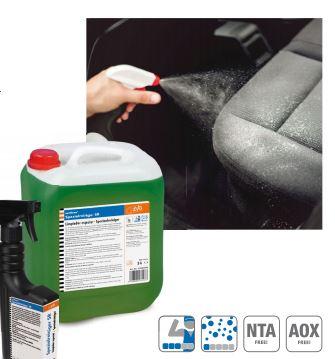 Čistič na čalounění a koberce - čistota interiérů auta