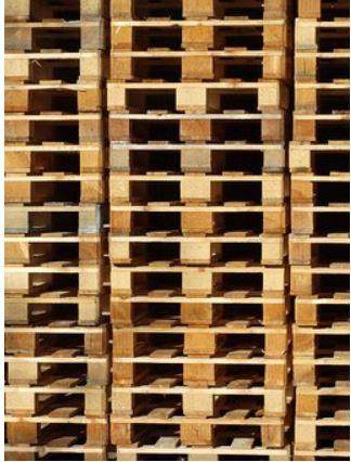 Výroba dřevěných a jednorázových palet na zakázku