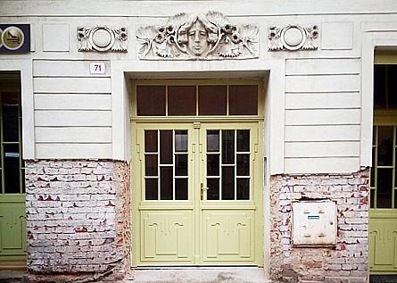 DAHEPO EURO, spol. s r.o., Boskovice, výroba dřevěných oken a dveří