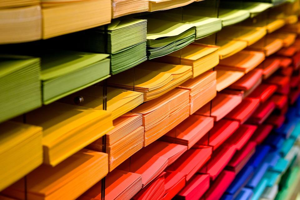 Kancelářské potřeby, obálky, faxový papír – velkoobchod