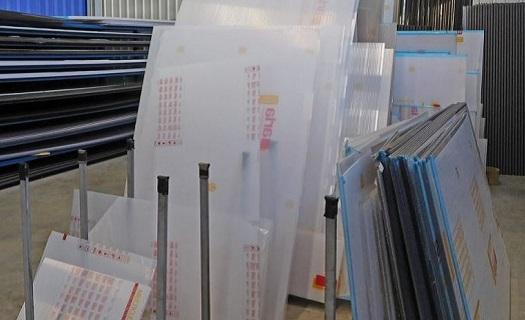 Polykarbonové (komůrkové) desky a plexisklo  – řezání na míru, materiál za velkoobchodní ceny