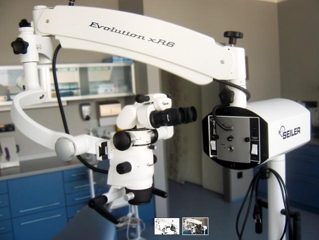 Moderní vybavení zubní kliniky