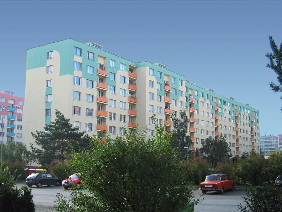 Revitalizace bytových a panelových domů Česká Lípa