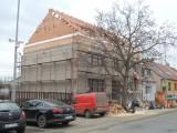 Stavební a zednické práce - rekonstrukce rodinného domu