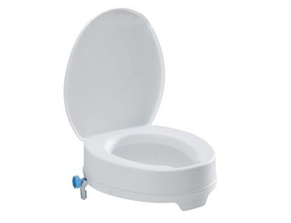 Kompenzační pomůcky – klozetové křeslo, nástavec na WC, sedačky do vany, madla
