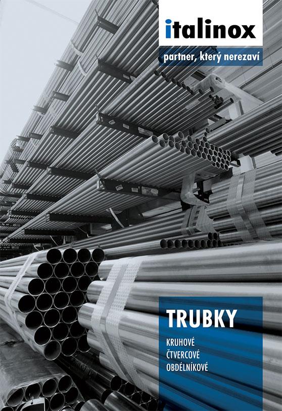 Trubky z nerezové oceli – svařované, tažené, různé profily