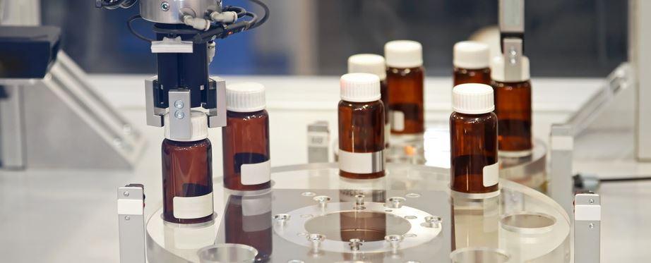 Validace výroby léčiv
