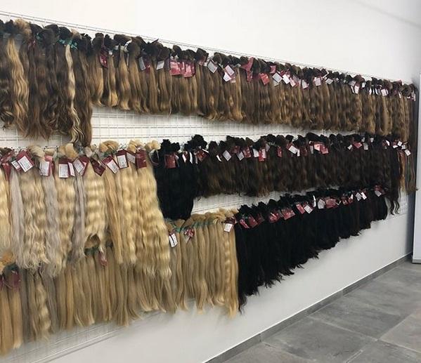 prodej a prodlužování vlasů - Uherské Hradiště, Praha