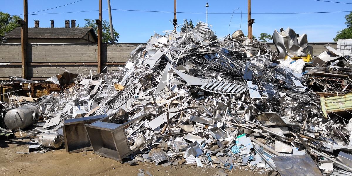 Kovošrot – služby pro firmy produkující kovové odpady
