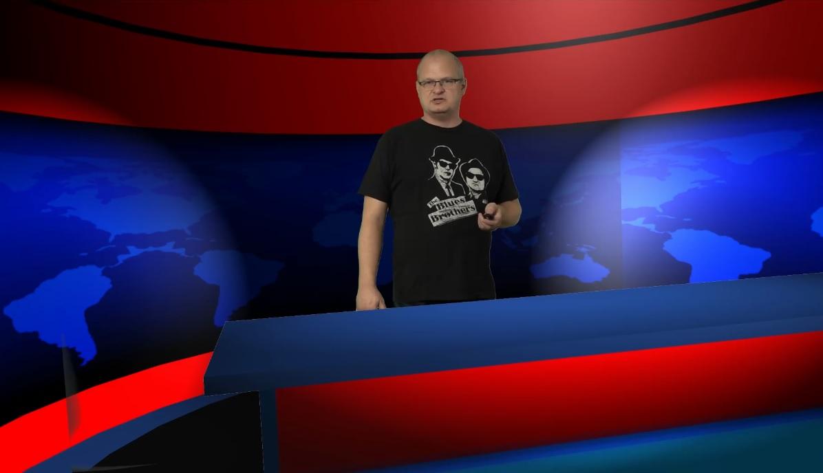 Profesionální videa z virtuálního prostředí