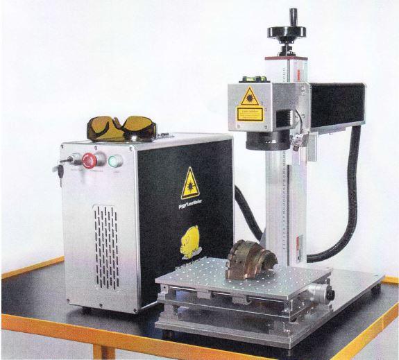 Laserový značkovač LaserMarker PLMP20
