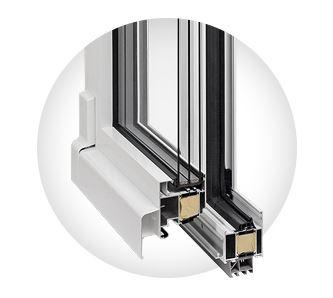Hliníkové vchodové dveře různých typů – vysoká tepelná izolace a jednoduchý systém obsluhy