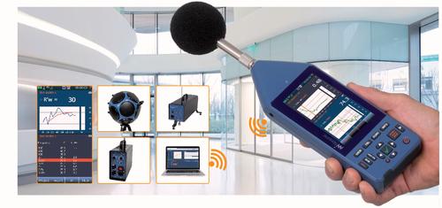 Zvukový analyzátor Nor103 s kompaktním provedení – novinka