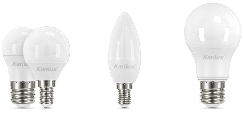 Kvalitní žárovky z řady IQ-LED Kanlux