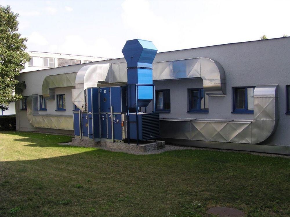 Vzduchotechnické zařízení Havlíčkův Brod - bytová, komerční a průmyslová vzduchotechnika