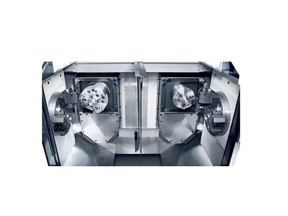 Hlavicový CNC soustruh