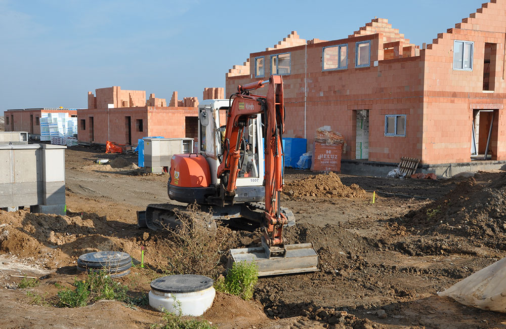 Zajišťujeme kvalitní výstavbu