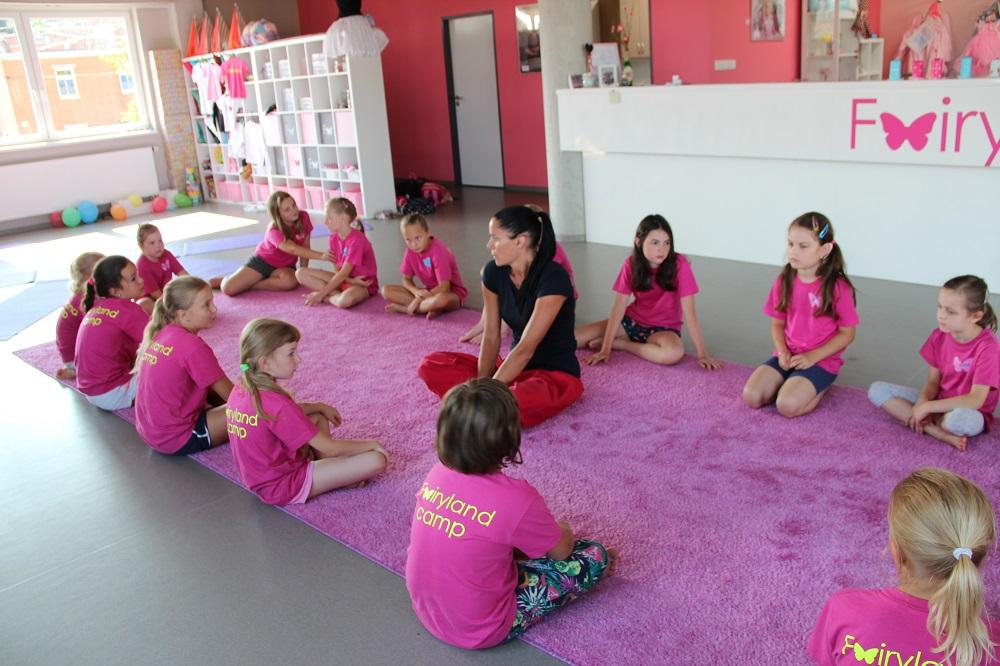 Příměstský tábor plný aktivit - letní tábory pro tvořivé děti od 6 let téma Mořský svět