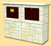 Ploty z umělého i přírodního kamene, pletivo, elektroskříně, plynové skříně HUP - prodej za skvělé ceny