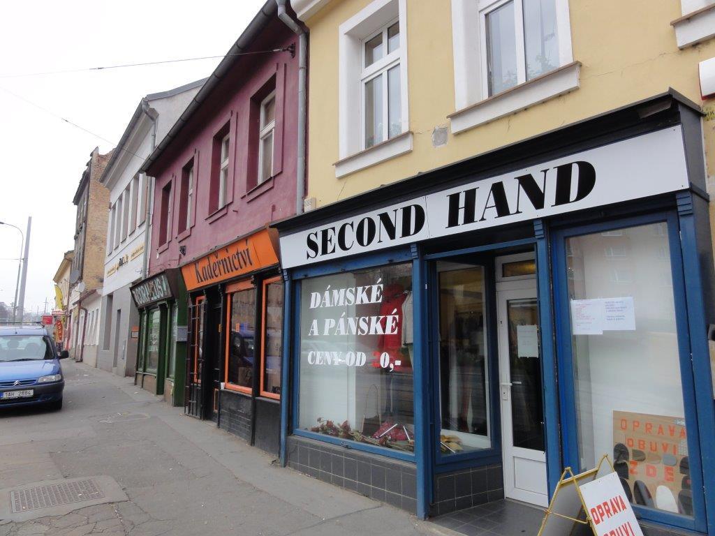 Praha 8, pronájem prodejny, prodejna k pronájmu.