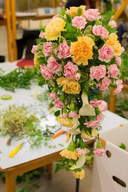 Velkoobchod s květinami a dekorací - velký výběr, včetně rozvozu
