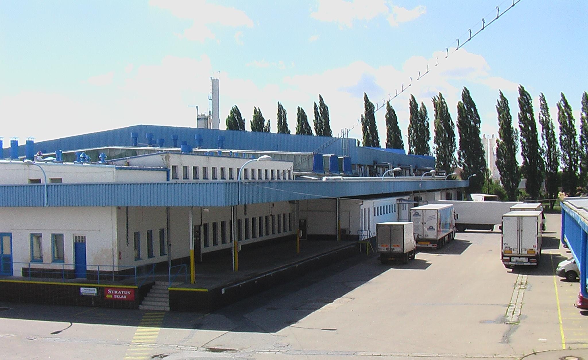 CZECH REPUBLIC; Frozen food stores in Brno