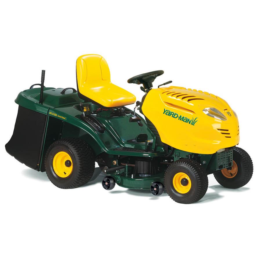 Travní traktory MTD