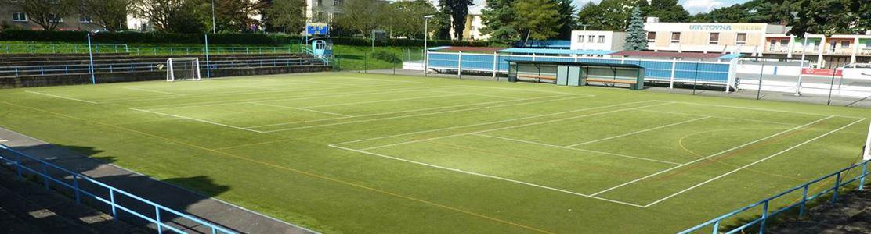 Sportovní klub Jihlava s areálem házené, hokejbalu, stolního tenisu, volejbalu