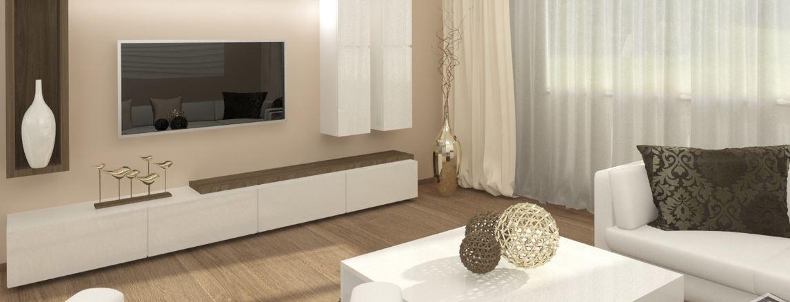 Komfortní bydlení v útulném bytě