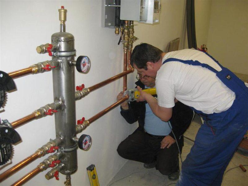 Vzduchotechnika, dodávka, montáž a revize klimatizace