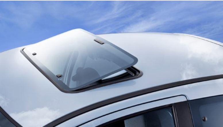 Střešní okna pro automobily