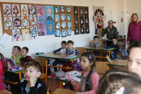 Výuka v Základní škole Jana Wericha v Praze