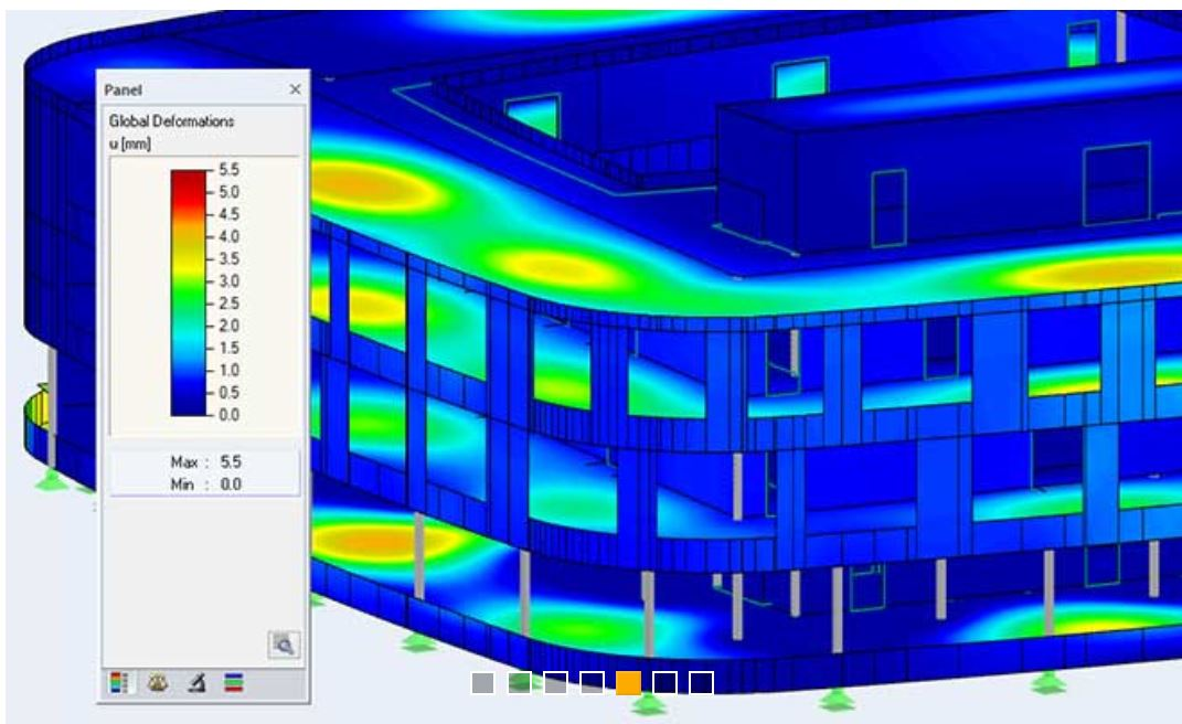 Návrhy a statistické výpočty konstrukcí pomocí programu RFEM