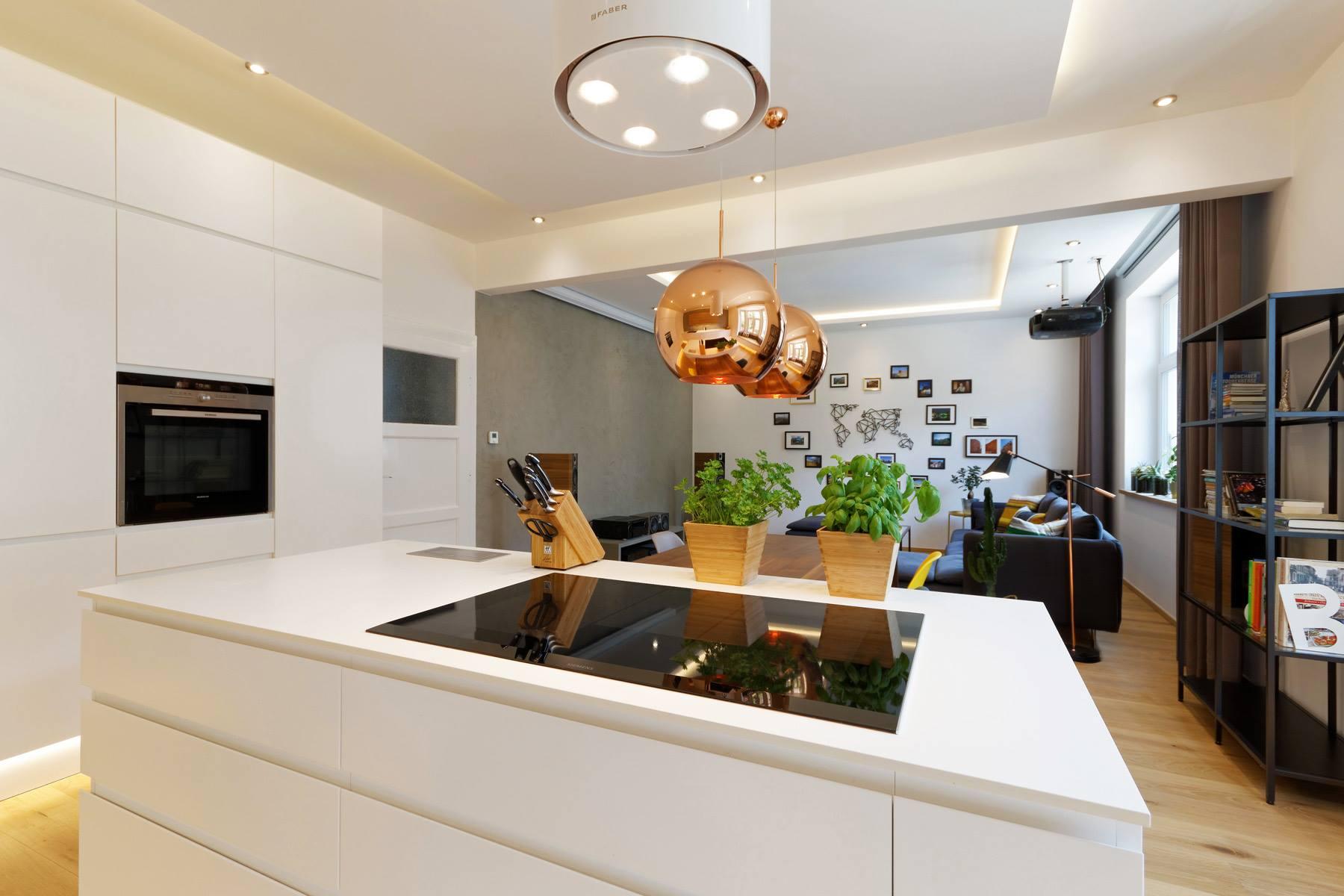 Luxusní interiéry – návrh a realizace na zakázku