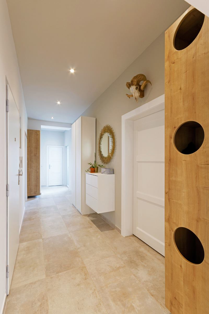 Moderní a atraktivní interiér