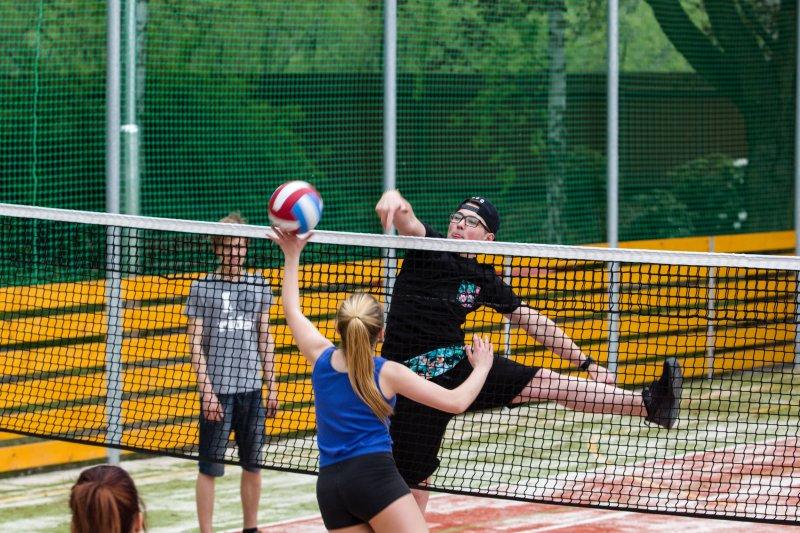 Sportovní hřiště Ústí nad Orlicí