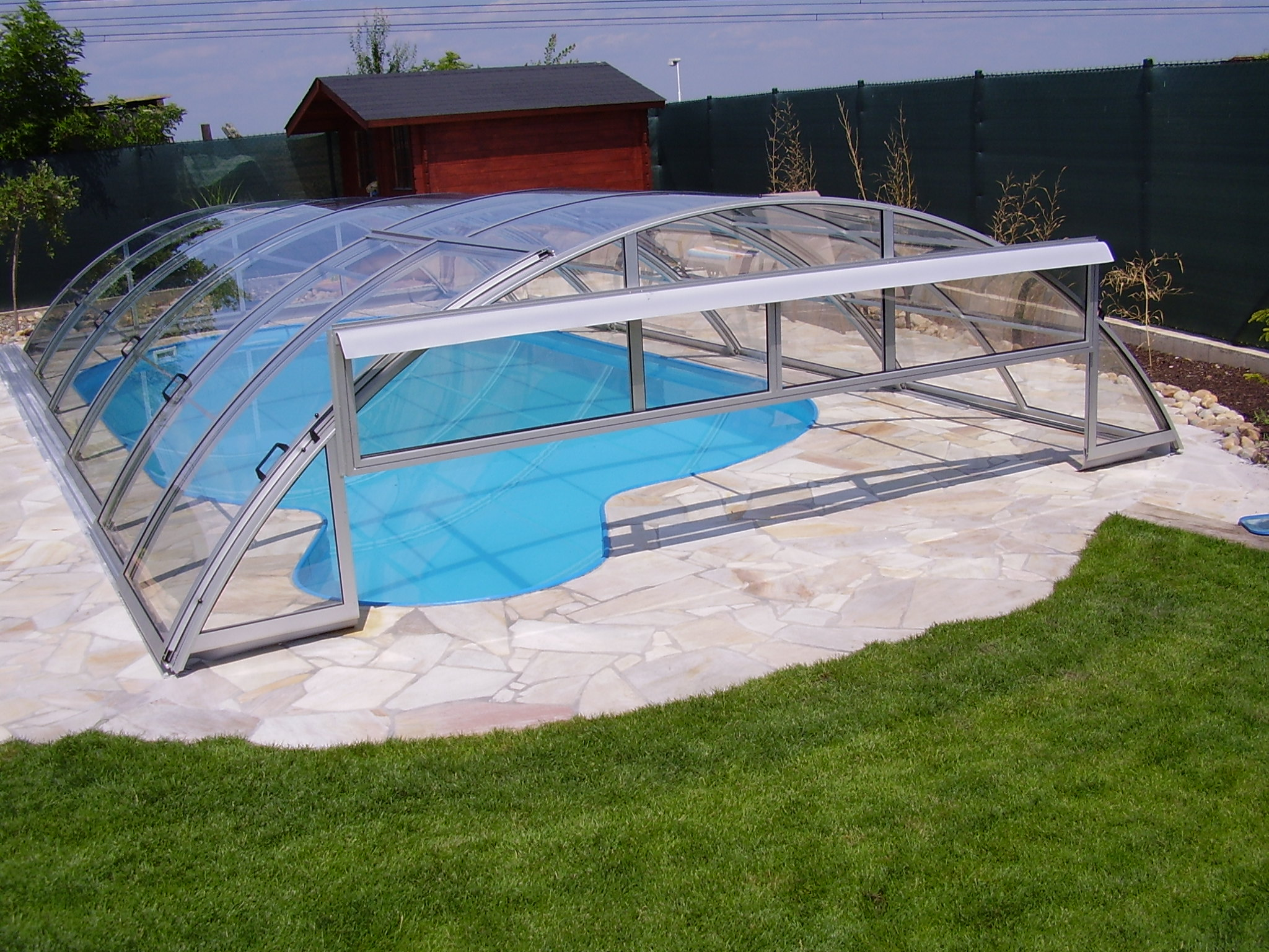Plastové bazény - výroba
