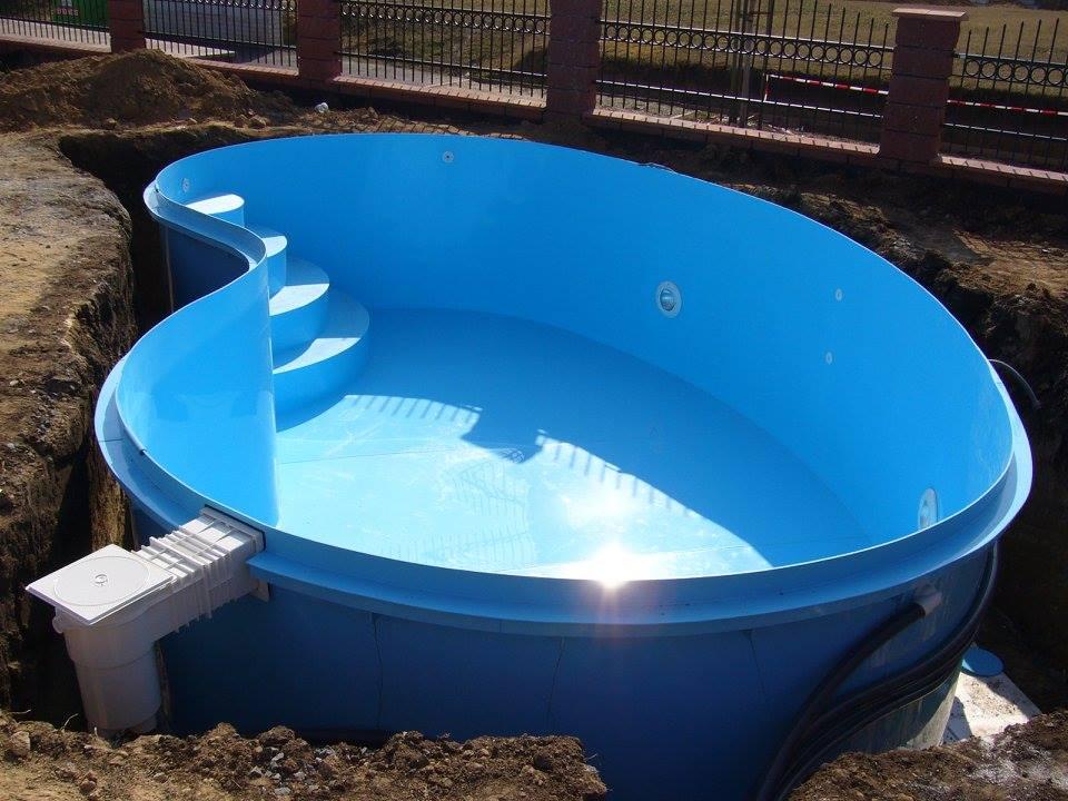 Kvalitní izolace a výroba plastových bazénů