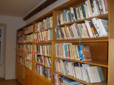 Veřejná knihovna Kraselov