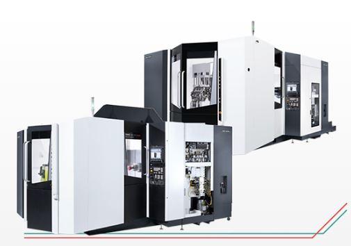 CNC frézovací obráběcí centra s vysokým technologickým standardem