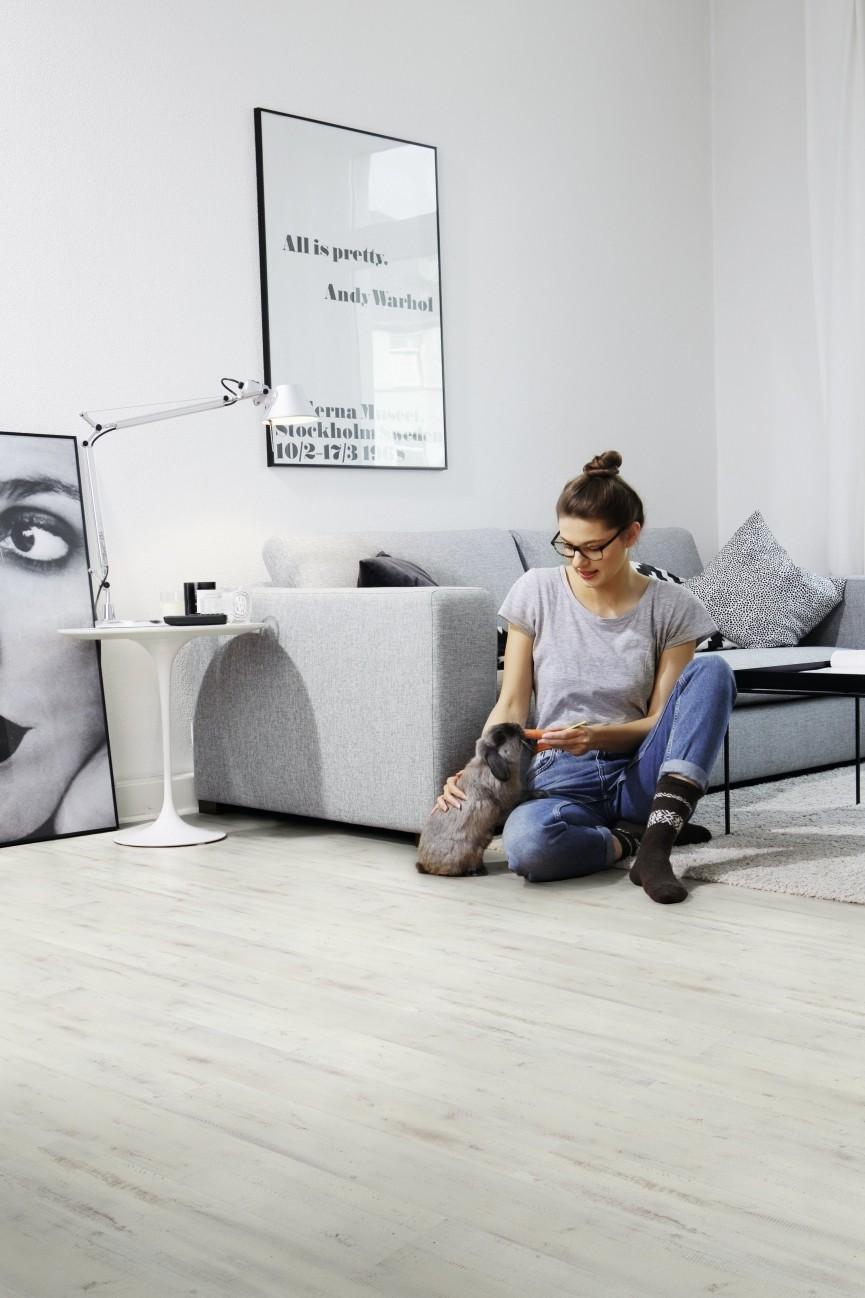 Nová, plně ekologická a recyklovatelná podlaha