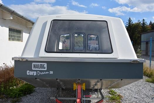 Komfortní lodě s praktickým zázemím