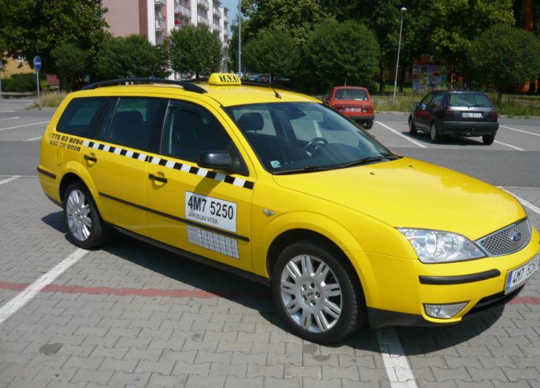 Taxislužba a přeprava osob Prostějov