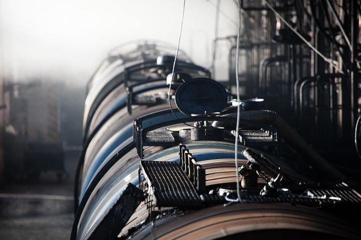 Pronájem a správa železničních nákladních vozů, čištění železničních vozů a autocisteren