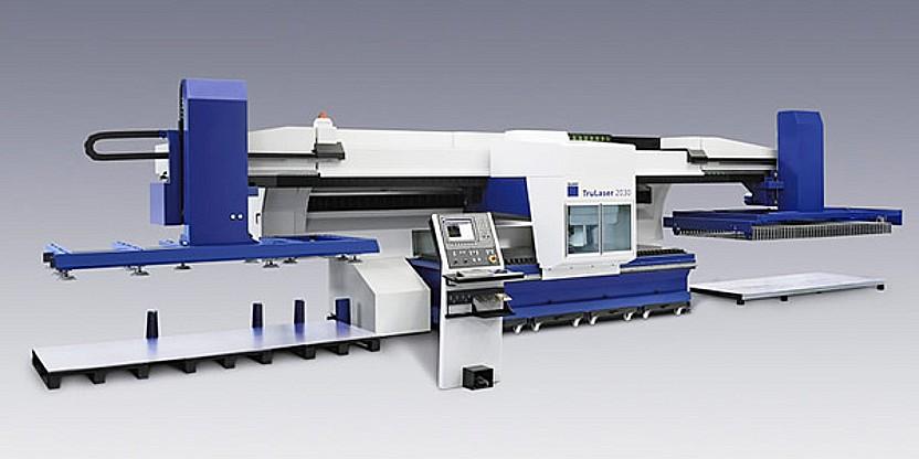 Laserové řezání plechu, řezání dílů z konstrukční oceli, nerezy