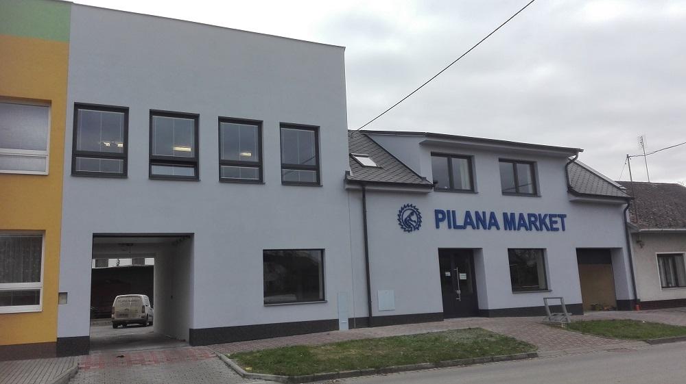 zateplení fasády - firma Pilana market