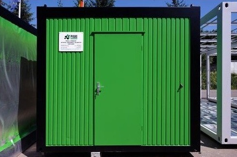 Sicherheitstüren, Feuertüren, Blechtüren in allen Größen - Tschechische Republik