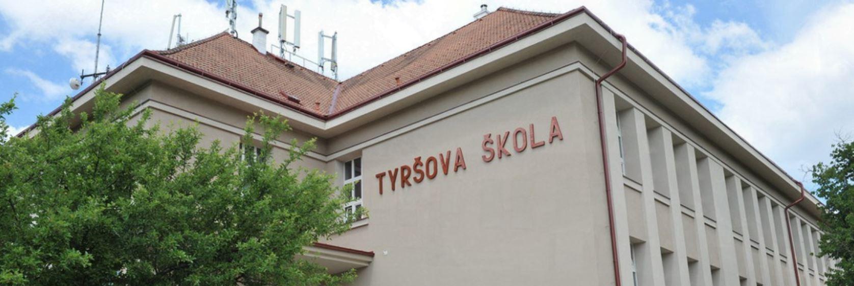 Tyršova základní škola na Praze 5 – zápis pro nadcházející školní rok