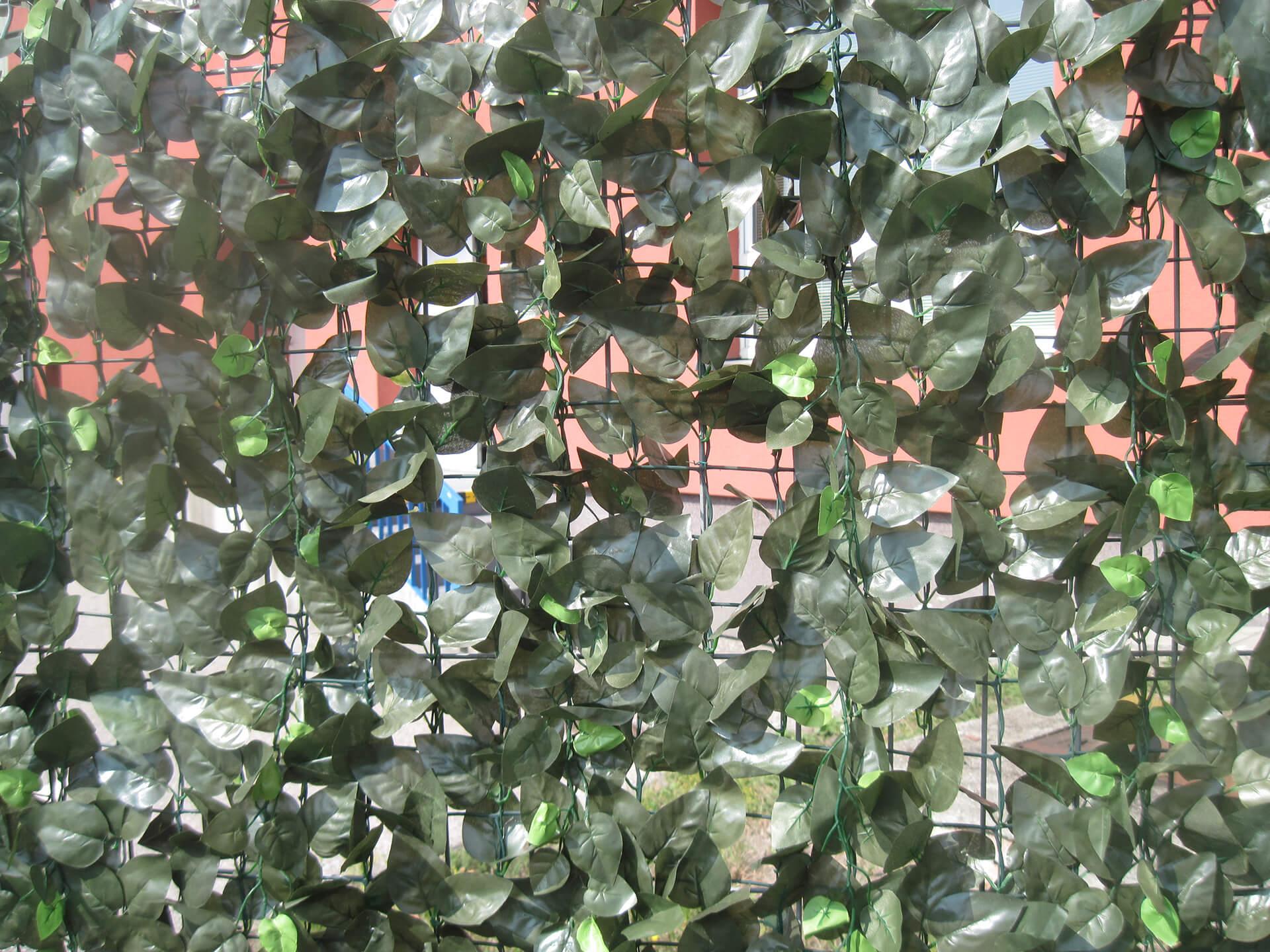 Dekorace zahrad, umělý živý plot - prodej eshop Ostrava